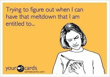 grad school meltdown